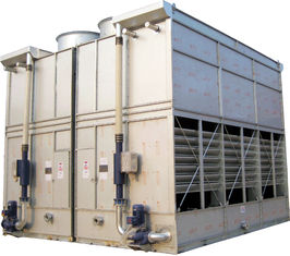 China High Efficiency Evaporative Type Condenser , Air Cooled And Water Cooled Condenser supplier