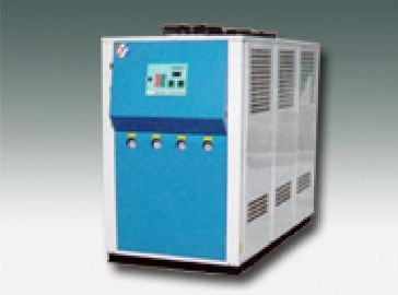 China Eco Friendly Industrial Water Chiller Easy Installation And Maintenance supplier