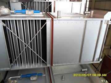 China High Efficiency NH3 Ammonia Evaporative Condenser For Cold Storage Plant supplier