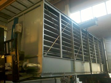 China High Performance Cooling Tower Condenser With SIEMENS Cast Iron Spray Pump supplier