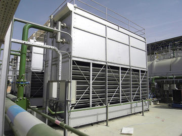 China Eco Friendly Ammonia Evaporative Condenser With Air Discharge System / Spray System supplier