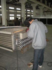 China Water Cooling Tower Stainless Steel Cooling Coil Environmentally Friendly Deep Drawing supplier