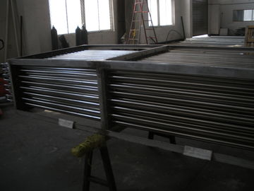 China High Strength Stainless Steel Condenser Coil For Evaporative Condenser supplier