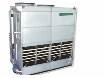 China 380V 3P 50HZ Industrial Water Cooled Chiller And Cooling Tower For Petrochemical supplier