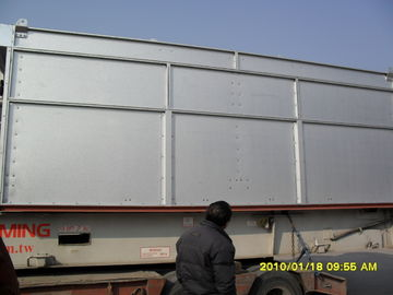 China ISO9001 Industrial Water Cooling Towers With Galvanized Steel Plate Shell supplier