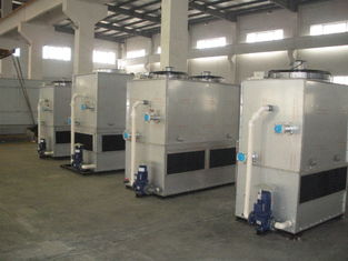 China Portable Industrial Cooling Tower , Closed Cycle Cooling Water System ISO 9001 Approved supplier