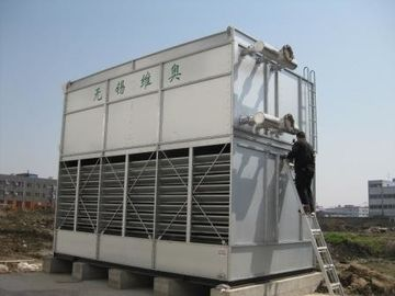 China Small Induced Draft Counterflow Cooling Tower , Industrial Chiller Units supplier
