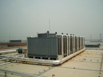 China Industrial Open Water Cooling System , Induced Draft Counterflow Cooling Tower supplier