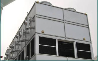 China High Performance Open Cooling Tower 380V 3P 50HZ Polypropylene Filling Material supplier