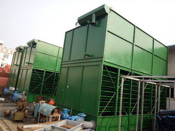 China Easy Installation Copper Pipe Water Cooling Tower , Closed Loop Cooling Tower distributor