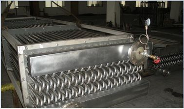 China 304 Stainless Steel Cooling Coil Cooling Tower Parts ISO 9001 Certificate factory
