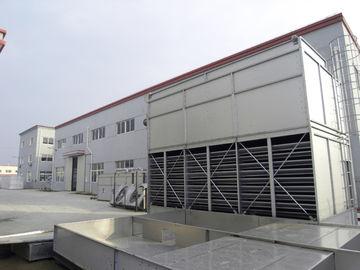 China 304 Stainless Steel Closed Cooling Tower 415V 3P 50HZ For Continuous Casting Equipment factory