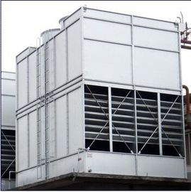 China Professional Design Closed Cooling Tower , Chiller Cooling Tower System factory
