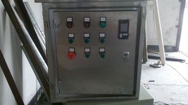 China Durable Programmable Cooling Tower Control Panel Temperature Monitoring distributor