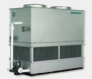 China Variable Frequency Control Industrial Water Chiller For Glass Manufacturing factory