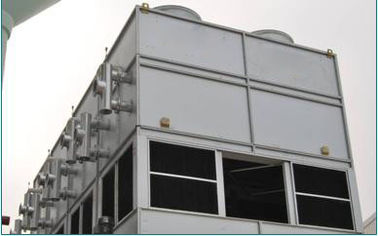 China High Performance Open Cooling Tower 380V 3P 50HZ Polypropylene Filling Material distributor